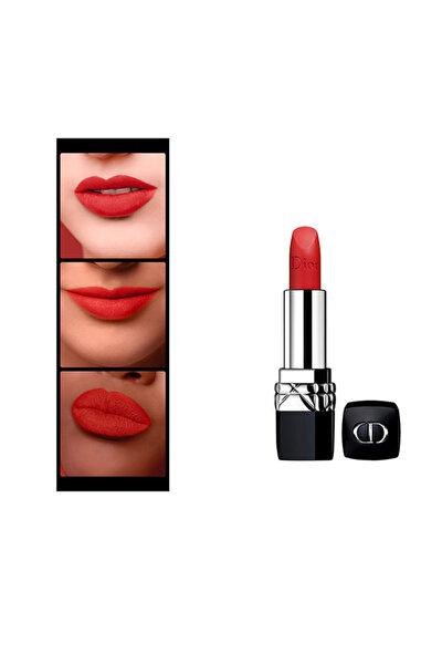Mat Ruj - Rouge Dior Mat 999 3348901306386