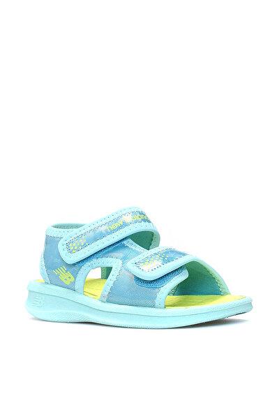 Yeşil Unisex Çocuk Sandalet K2031BLL