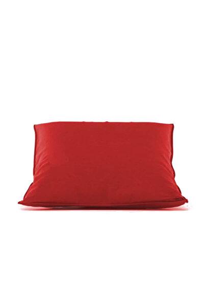 Lale Yer Minderi Kırmızı