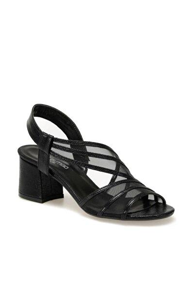 19s-118 Siyah Kadın Sandalet 100371241
