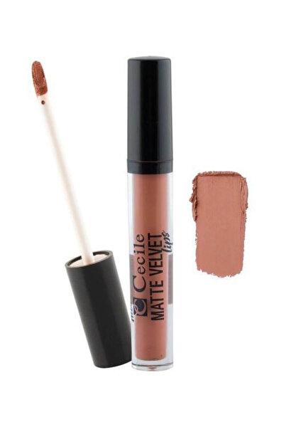 Kadifemsi Mat Ruj - Matte Velvet Lips 02 8698438606202
