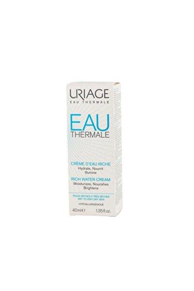 Eau Thermale Rich Water Cream 40ml