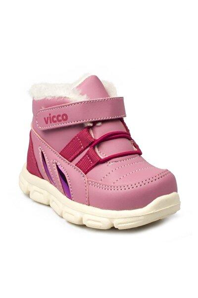 946.b19k.257 Pembe (22-25) Çocuk Ayakkabı Bot