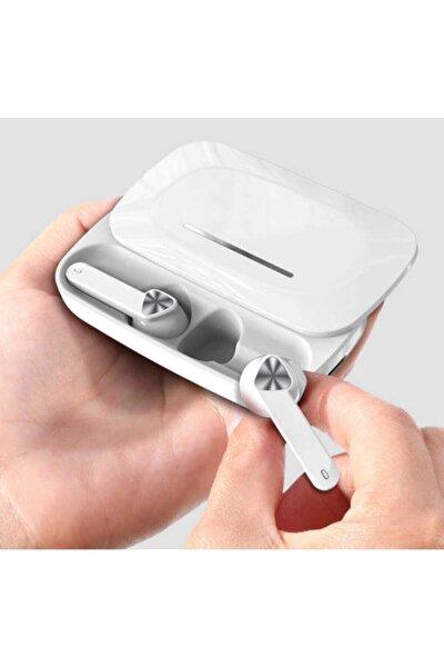 Unisex Beyaz Bluetooth Kulaklık Be-36