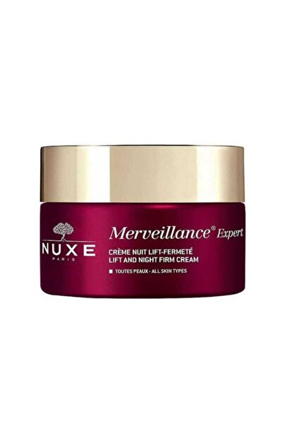 Merveillance Expert Lift And Night Firm Cream - Lifting Ve Etkili Gece Bakım 50ml