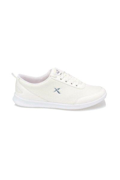 Linda Beyaz Kadın Sneaker Ayakkabı 100370544