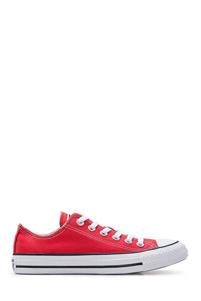 Chuck Taylor All Star Unisex Kırmızı Kısa Sneaker (m9696c)
