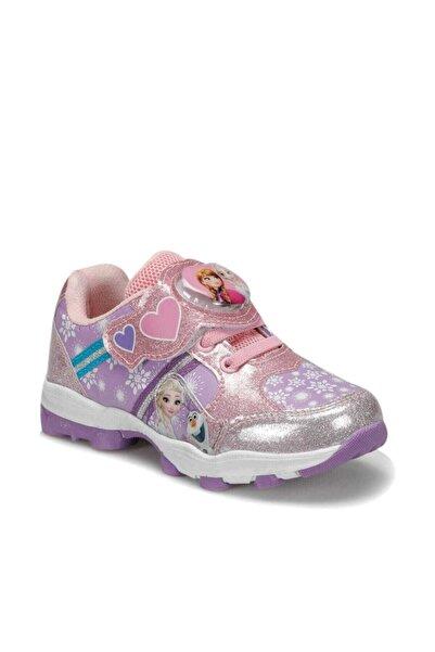 92.HELYA-2.P Pembe Kız Çocuk Spor Işıklı Ayakkabı 100406190