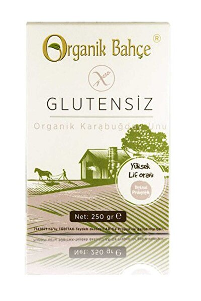 Organik Glutensiz Karabuğday Unu