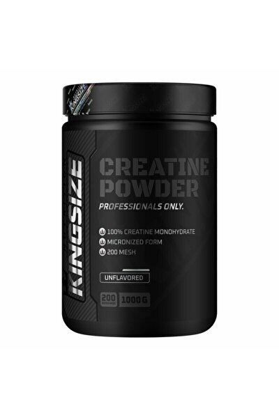 Creatine Powder 1000 Gr Aromasız