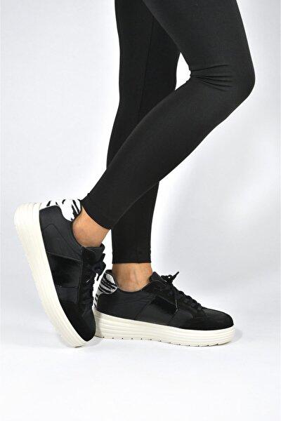 Kadın Siyah Ayakkabı 13285