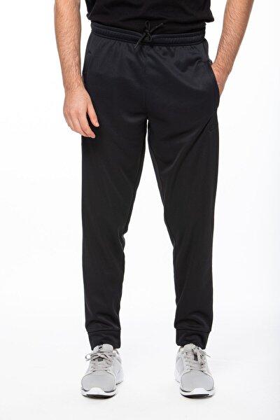 Eşofman Altı Erkek Siyah-fleece Pant Pl-r9640