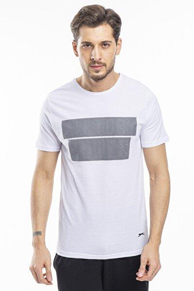 Berta Erkek T-shirt Beyaz St11te108
