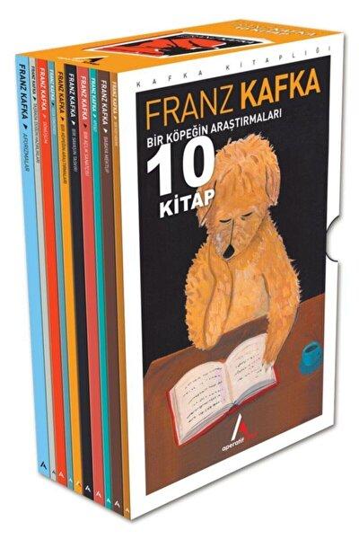 Franz Kafka Seti 10 Kitap