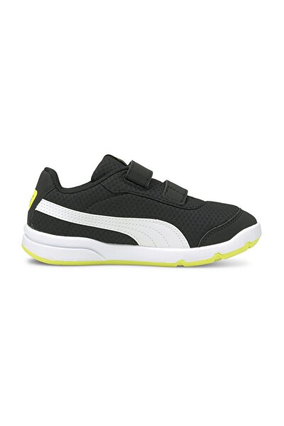 Unisex Çocuk Stepfleex 2 Mesh VE V PS Puma Black-Puma