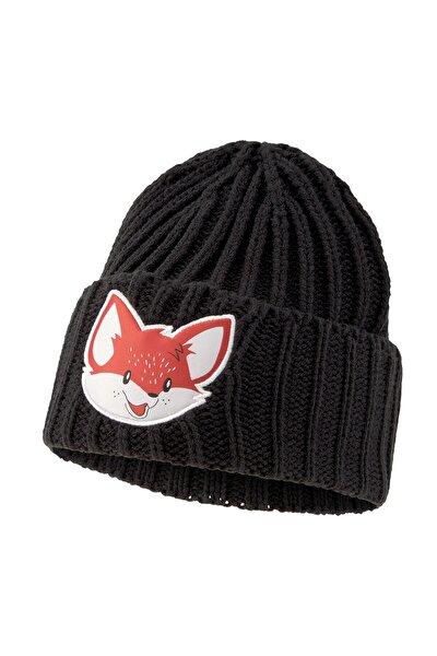 Erkek Çocuk Animal Beanie Puma Black-fox 02297601