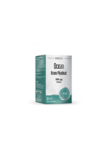 Ocean Krom Pikolinat 200 Ug 90 Bitkisel Kapsül