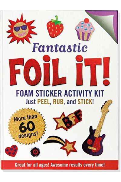 Foıl It- Fantastıc Sticker Aktivite Seti