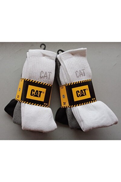 6 Çift Erkek Havlu Çorap Taban,burun Ve Topuk Takviyeli 39-42 Numara Uyumlu