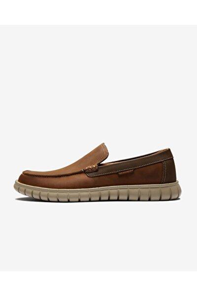 MOREWAY - LENTRO Erkek Kahverengi Günlük Ayakkabı 204143 CDB