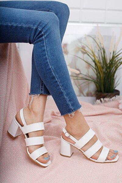 Kadın Topuklu Ayakkbı Md1050-119-0002