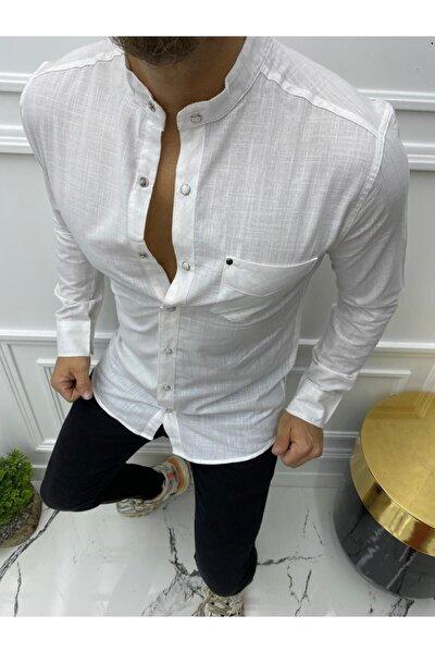 Erkek  Hakim Yaka Gömlek