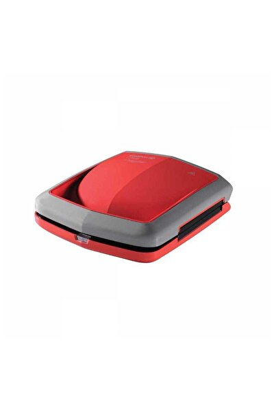 A309-02 Korkmaz Vertex Kırmızı Waffle Makinesi