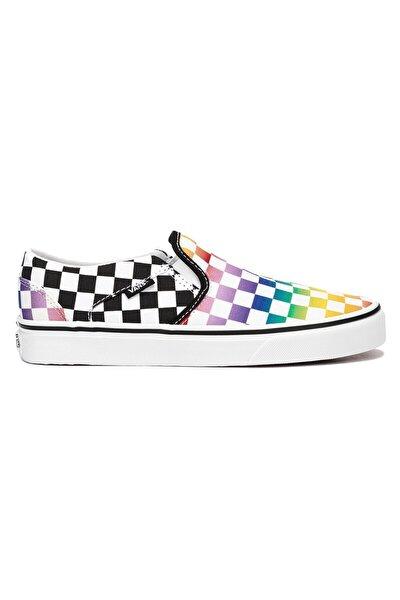 WM ASHER Siyah Kadın Sneaker Ayakkabı 101096581