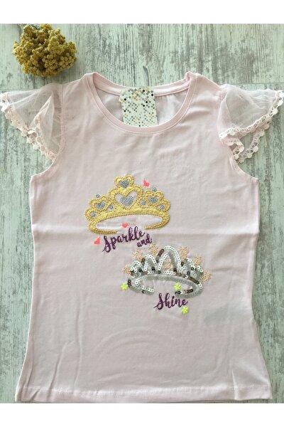 Kız Çocuk Yazlık Tişört