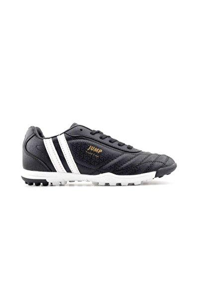 Siyah Erkek Halı Saha Ayakkabısı