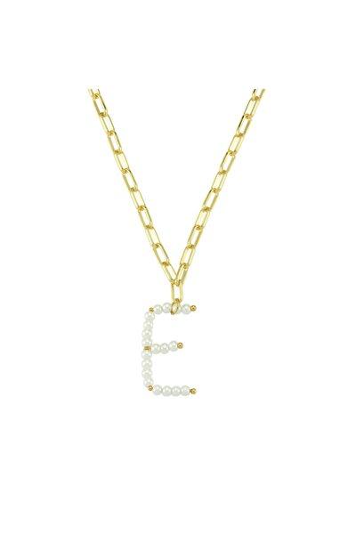 Pearl Petite E In. Necklace
