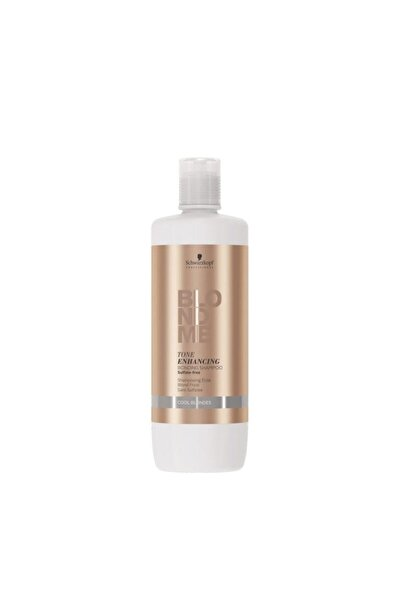 Schwarzkopf Blondme Sarı Saçlar Için Sülfatsız Turuncu Önleyici Şampuan 1000ml