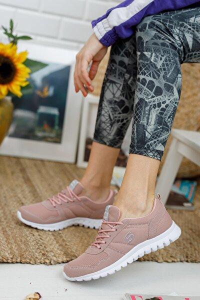Crsh602 Ortopedik Kadın Yürüyüş Ayakkabı