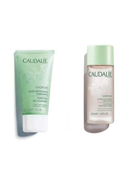 Travel Sıze Set Vinopure Arındırıcı Temizleme Jeli 30 Ml + Vinopure Clear Skin Purifying Tonik 50 Ml