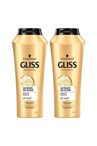Ultimate Oil Elixir Besleyici Şampuan 500 ML 2'li