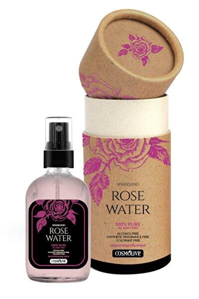 Rose Water %100 Doğal Gül Suyu 240 ml