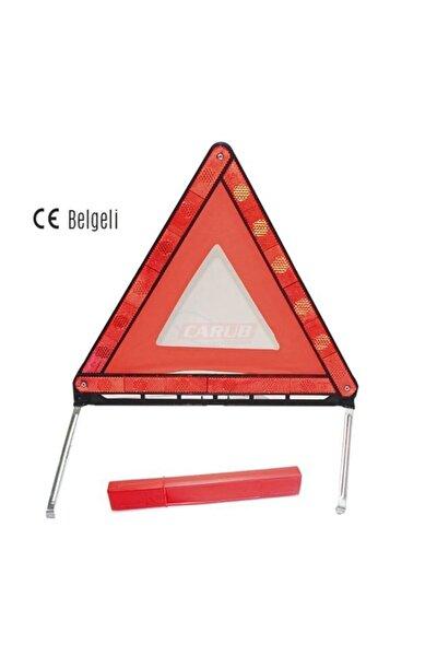 Reflektör Üçgen E4 Belgeli