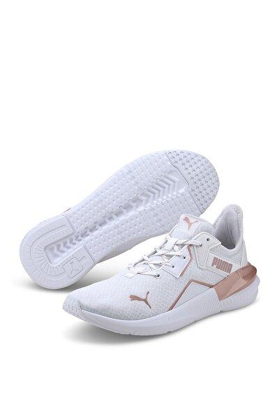 PLATINUM METALLIC WNS Beyaz Kadın Sneaker Ayakkabı 101085331