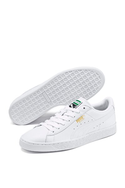 Basket Classic Lfs Beyaz Erkek Sneaker Ayakkabı 100351430