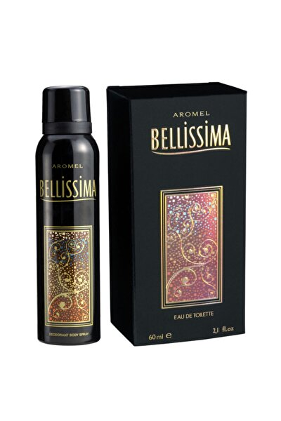 Deodorant 150 Ml Kadın Parfüm Seti + Edt 60 ml