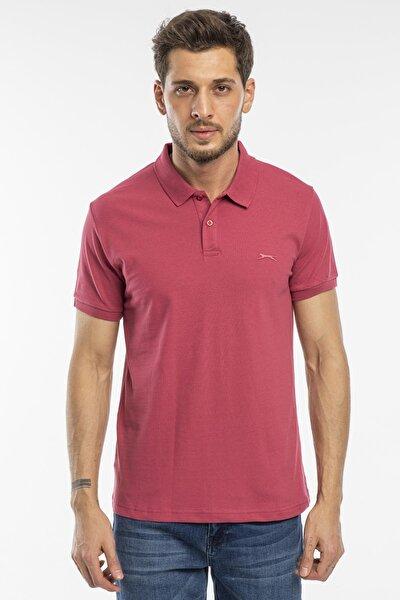 Salvator Erkek T-shirt Mercan St11te081