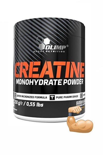 Creatine Powder 250 Gr Kreatin Monohidrat Kas Güç Enerji Dayanıklılık Geliştirici