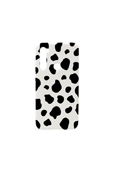 Uyumlu Xiaomi Redmi Note 8 Dalmaçya Desenli Telefon Kılıfı