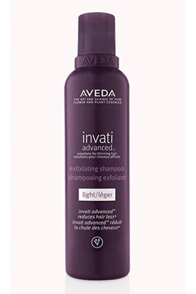Invati Advanced Saç Dökülmesine Karşı Şampuan: Hafif Doku 200ml 018084016510