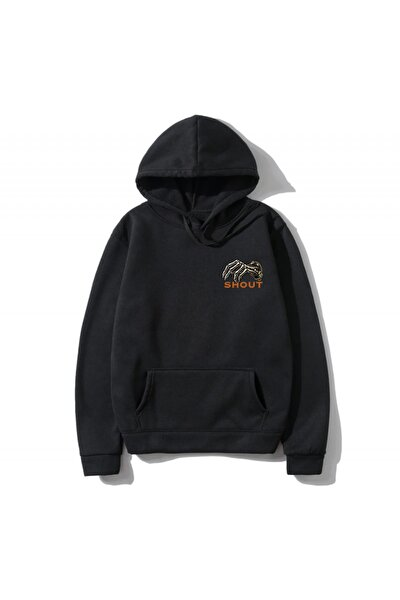Oversize Deal With A Demon Unisex Hoodie