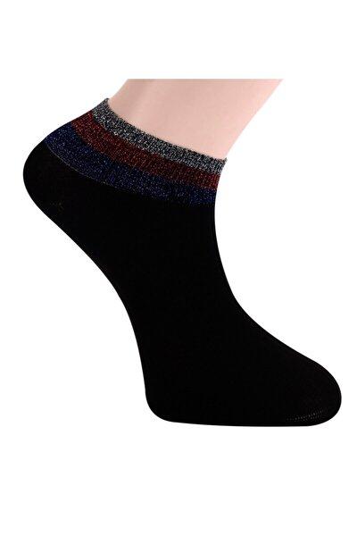 Çember Sim Desenli Çorap