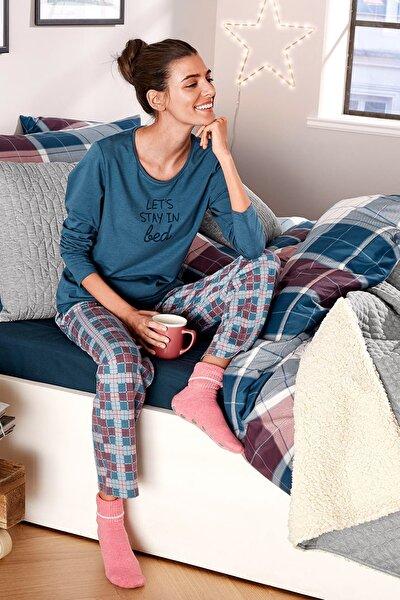 Organik Pamuklu Pijama Takımı 106575