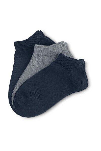 Organik Pamuklu Sneaker Çorap Seti 115906