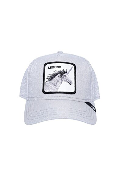 Unisex Beyaz Believer Şapka