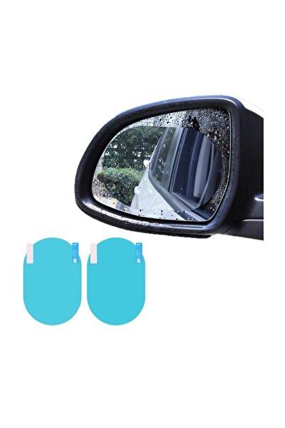 Yan Dikiz Ayna Yağmur Kaydırıcı Film Oval
